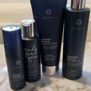 Monat intense bundle/micellar soothing shampoo